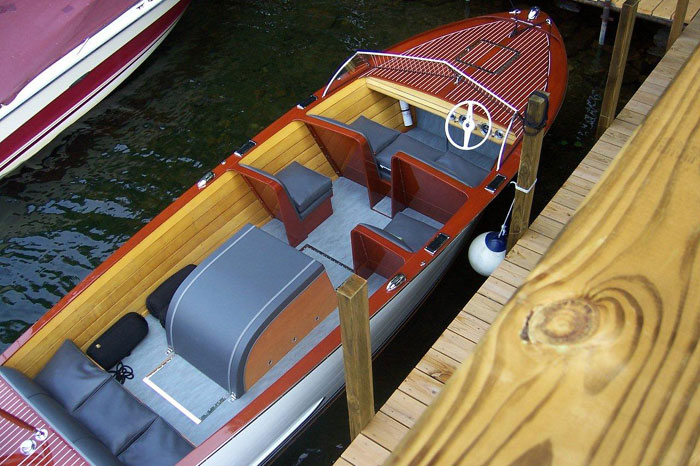 Classic Runabouts and Antique Boats For Sale -- Vintage Marine