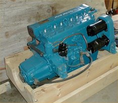Chris Craft Marine Engines