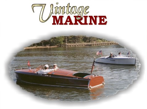 Vintage Marine: boatbuilding services for classic and antique boats