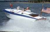19' Racing Runabout